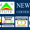 New Demand Driven Certifications